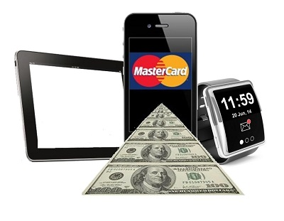 MasterCard Mobile Payments for Diverse Gadgets