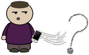 intrusive mobile marketing suspicious security