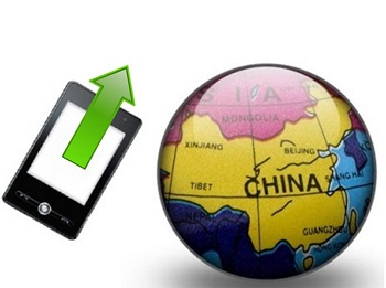China Mobile Commerce Booming Growth