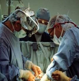 Google Glass - Image of Surgeons