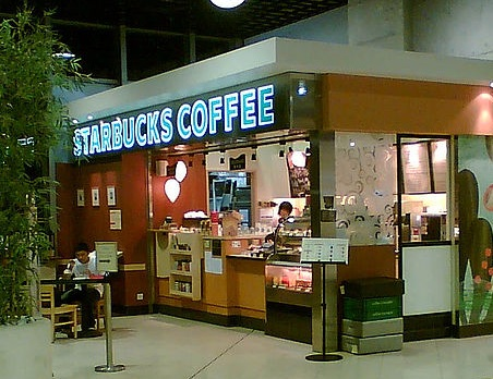 Mobile Commerce - Starbucks Payments