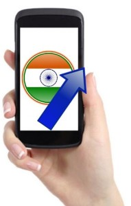 Mobile Commerce Taking off in India