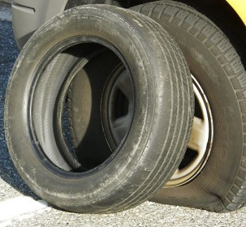 Mobile Gadgets - Spare Tire