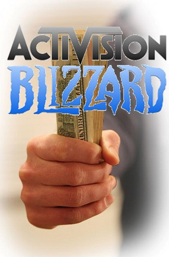 Mobile Games - Activision Blizzard Aqauires King Digital