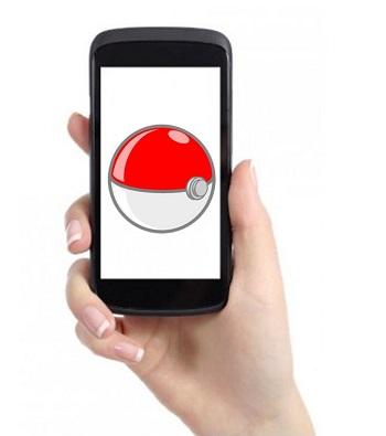 Mobile Games - Pokémon