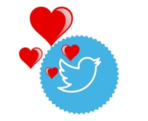 Social Media Marketing - Twitter Changes Stars to Hearts