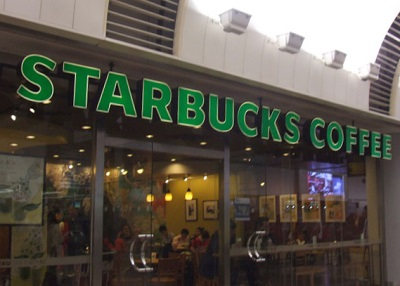 Starbucks - Mobile Payments Make Up 1 in 5 Transactions
