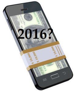 Mobile Payments - Will 2016 b the Year