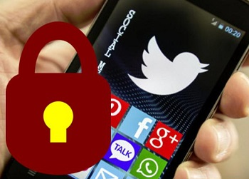 Mobile Security and Twitter