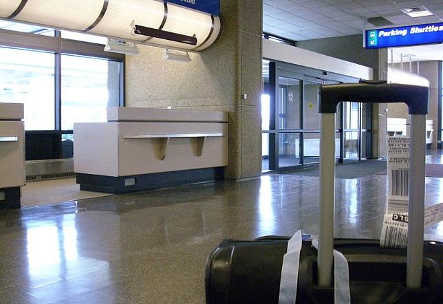 Airport - Geolocation