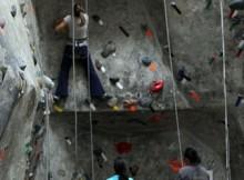Augmented Reality - Indoor Rock Climbing