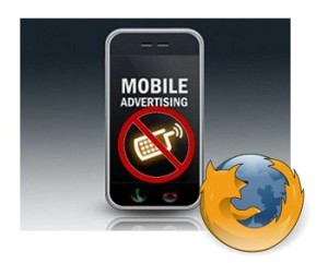 Firefox Mobile - Mobile ad blocking
