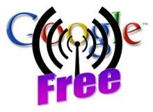 Free WiFi - Google