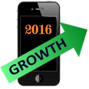 Mobile Payments - 2016 Growth