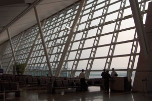 Mobile Phones Tracking - Image of JFK Airport