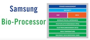 Samsung Bio Processor Chip