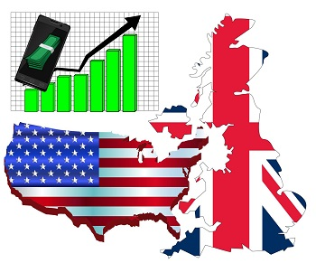 US & UK Mobile Payments Market Growing