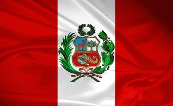 Mobile Commerce - Flag of Peru