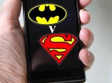 Mobile Game - Batman v Superman