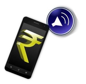 mobile Payments via Sound - India