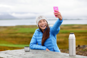 Mobile Payments - Selfie