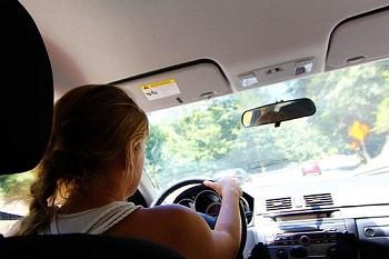 Mobile Adveritsing - Ride Share Program