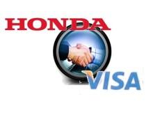 Mobile Payments - Honda & Visa Partnership