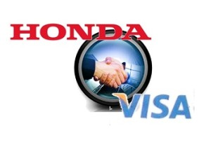 Mobile Payments - Honda & Visa Partnership