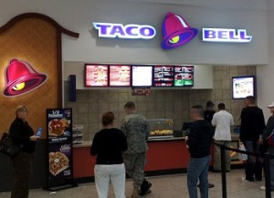 Taco Bell Targets Mobile Ads