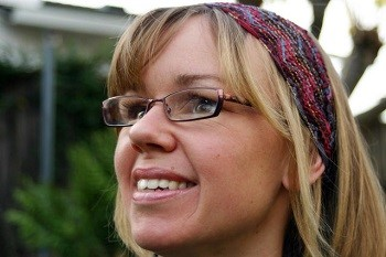 Wearable Technology Future - Image of woman wearing glasses
