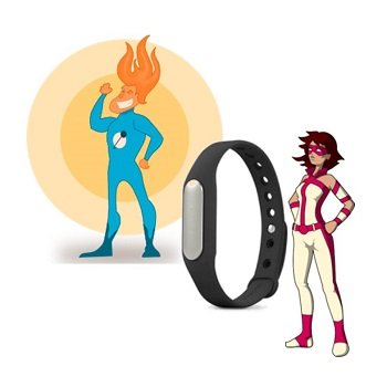 Wearable Technology - Superheroes
