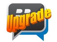 Blackberry Messenger Upgrade