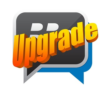 Blackberry Messenger Upgrade
