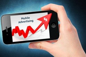Mobile ad spend Advertising Market