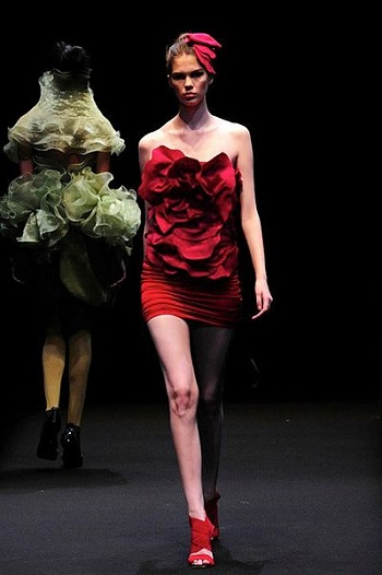 Wearables - Image of Fashion Runway