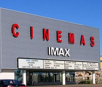 IMAX Virtual Reality - IMAX Theatre