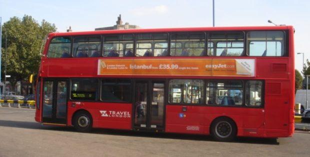 London Bus - Beacon Technology
