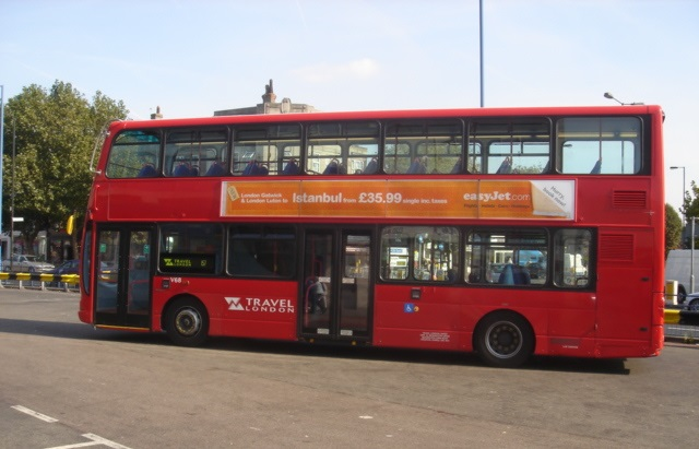 London Bus - Beacon Technology