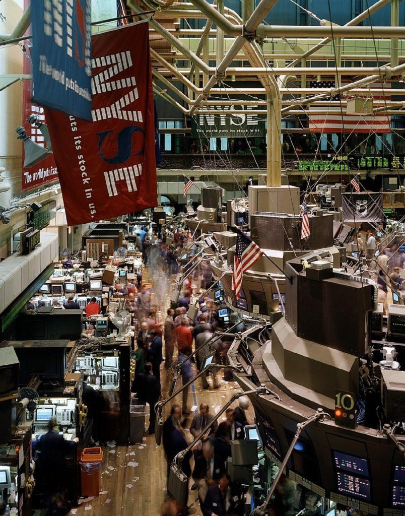 NYSE mobile phone new york stock exchange