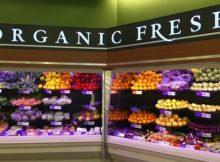 Food label QR codes - Organic Foods