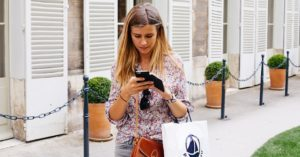 Location Based Services - Mobile Shopping
