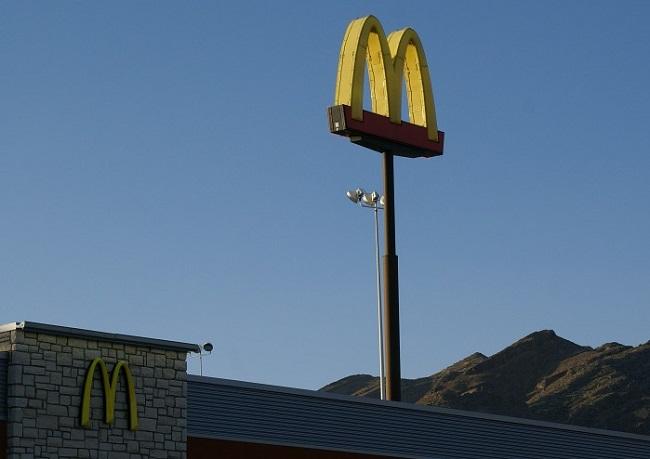 McDonald's Fitness Trackers - McDonald's Restaurant