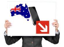 Australian Mobile Commerce Falling Behind