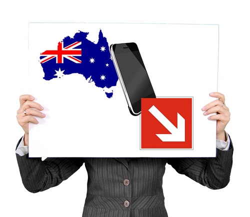 Australian Mobile Commerce Falling Behind