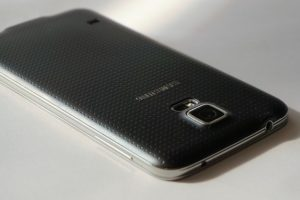 Galaxy Note 7 recall - Image of Samsung phone