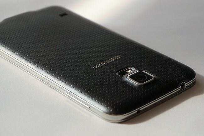 Galaxy Note 7 recall - Image of Samsung phone