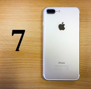 32GB iPhone 7 - Image of iPhone 7