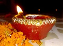 Diwali m-commerce - candle