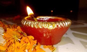 Diwali m-commerce - candle