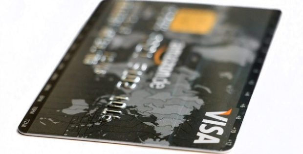 Geolocation Technology - Visa Bank Card